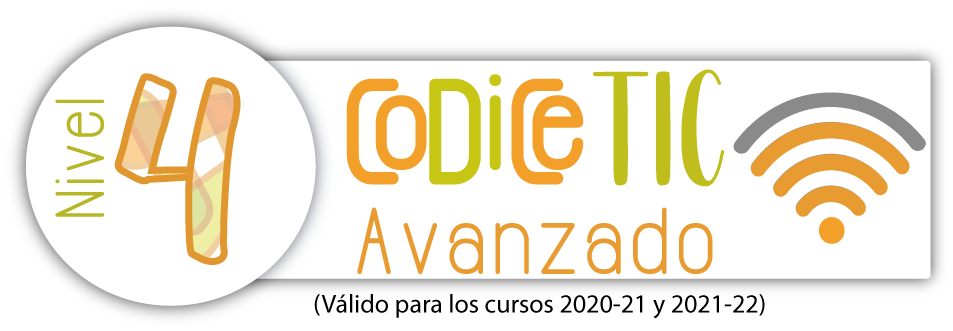 Nuestra Señora del Rocío Zamora CoDiCe TIC nivel 4