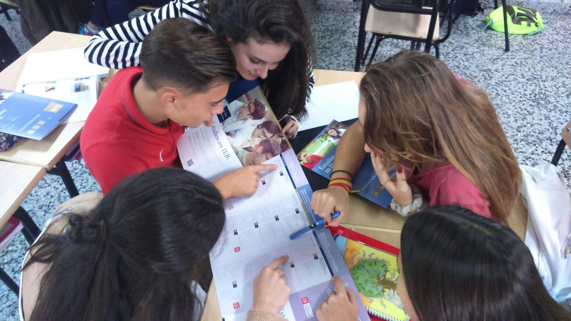 El potencial de nuestros alumnos es nuestra pasión